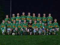 Creggan U16 Footballers, Beaten SW Antrim League Finalists